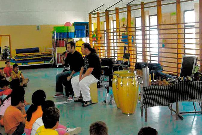 audicions escoles percultura