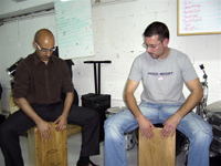 classes cajon flamenco percultura