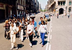 batucades cercavila percultura barcelona
