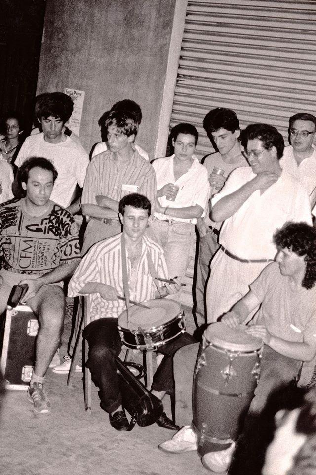 Miquel Franco anys 70