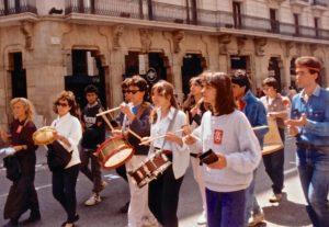 Barcelona anys 80 Miquel Franco
